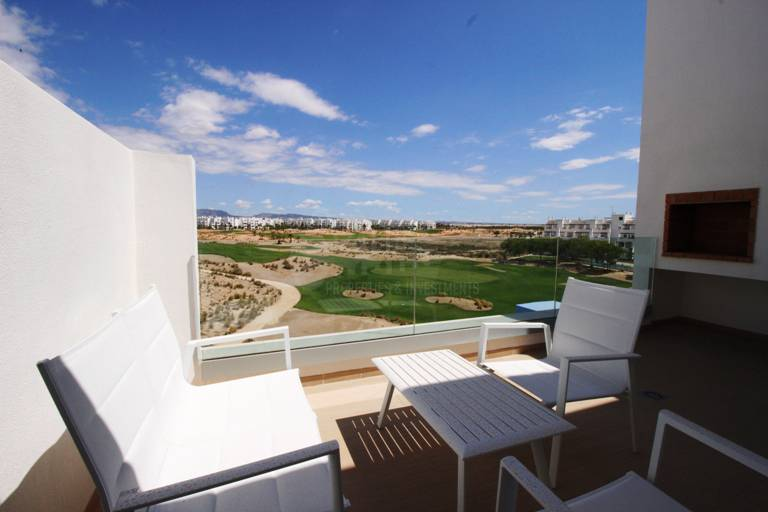 New Build Apartment Las Terrazas De